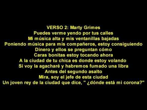 Marty Grimes ft G-Eazy - Bang Bang español