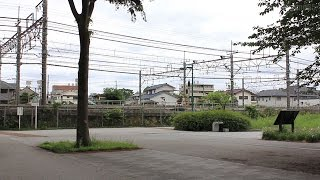 2017.5.14 旧下河原線東京競馬場前駅から