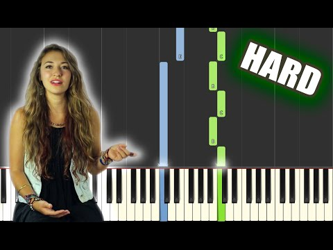 How Can It Be - Lauren Daigle | PIANO TUTORIAL by Betacustic - Synthesia