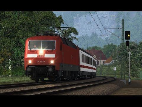 Train Simulator 2015 EC 174 Hamburg - Budapest