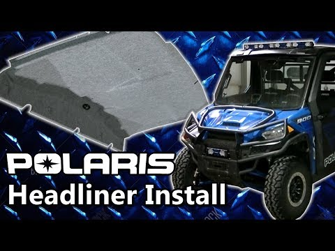 Pro Shield Premium Roof Liner 2013-2019 Polaris Ranger XP 900 1000 2882914 OEM