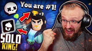 UNSTOPPABLE BULL! (Solo Showdown) - BRAWL STARS