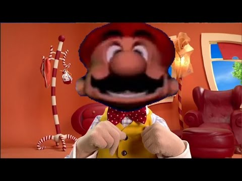 """The Mine Song but every """"mine"""" adds a Mario Head"""