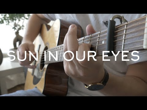 Sun In Our Eyes - MØ & Diplo // Fingerstyle Guitar Cover - Dax Andreas