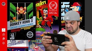 New NES Games For Switch Online Are PATHETIC!
