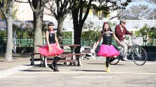 久喜市PRビデオにも出演の久喜東キッズダンスのメンバーによる踊ってみ...