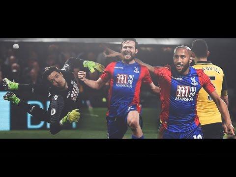 Wayne Hennessey, Yohan Cabaye, Andros Townsend ● 3 Players Reborn ● Crystal Palace FC 2016-17