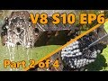 V8 S10 Engine Block Cleaning and Honing (Ep.6, Part 2 of 4)