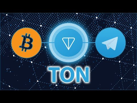 TON The Next Bitcoin?!? Telegram ICO $1.2 Billion