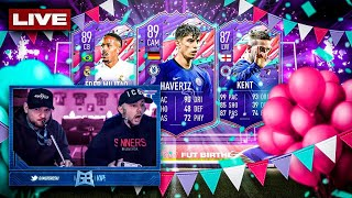 Fifa 21:  FUT BIRTHDAY Team 2 PACK OPENING 🔥 Dual Stream mit Steini
