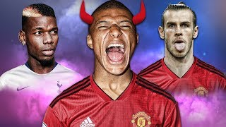ACCEPTING EVERY TRANSFER OFFER CHALLENGE WITH MANCHESTER UNITED! FIFA 19 Career Mode