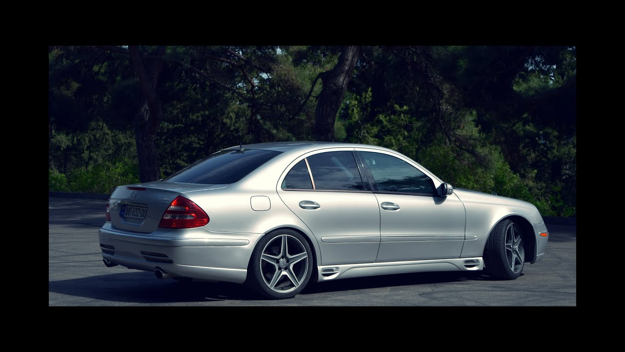 Mercedes benz e500 lorinser youtube for Mercedes benz lorinser