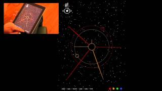 björk: biophilia: solstice app tutorial
