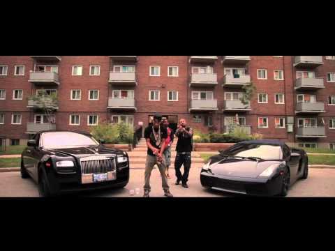 Big Lean ft Chinx Drugz - Squeeze (Official Music video) (Dir by Cazhhmere) (Prod. 2Epik)