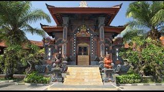 Отели Бали.Bali Tropic Resort & Spa 4*. Обзор(, 2016-10-17T10:32:34.000Z)