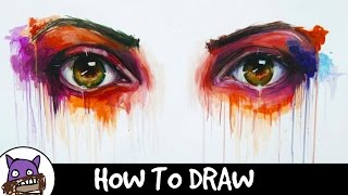 ✐ How To Draw - Eyes ✐