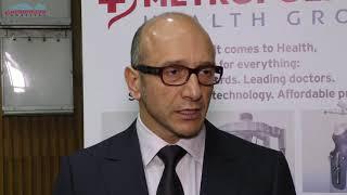 Σύντομη συνέντευξη Δρ  Βασίλη Πουλάκη στην Ουκρανική τηλεόραση
