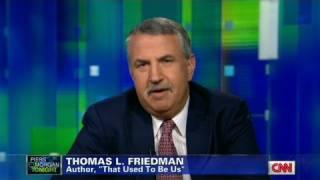 Thomas Friedman on Rick Perry