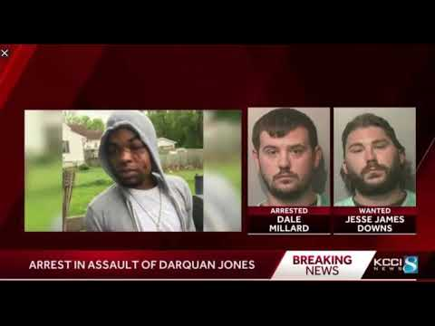 UPDATE! Dale Lee Millard Sentenced To Three Years Probation After Brutal Attack On Darquan Jones