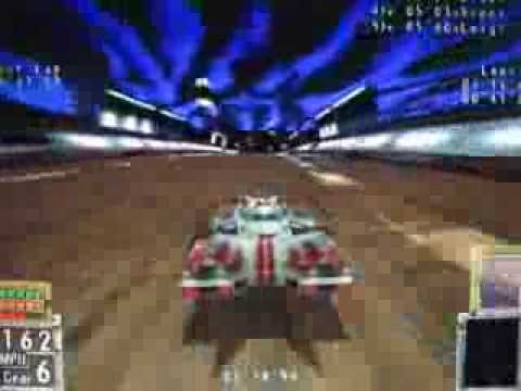 Pod (1997), gameplay, on Intel Pentium 200 MMX, Voodoo2 8mb, 800x600.