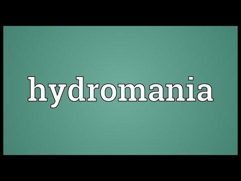 Header of hydromania