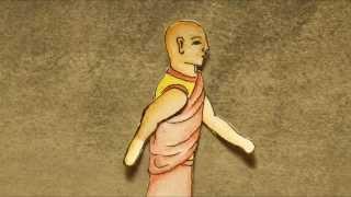 tibetan short film animation 2015 (THEjourney)