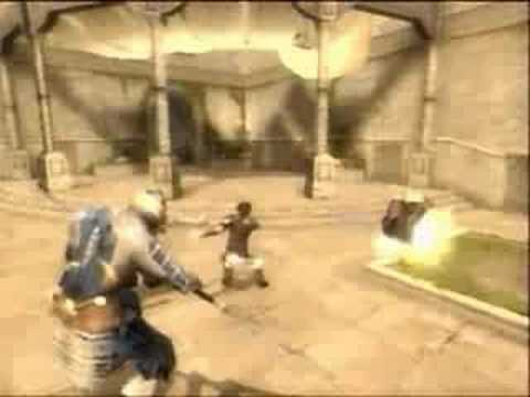 Prince of Persia-The Sands of Time-Power of the sands HQ