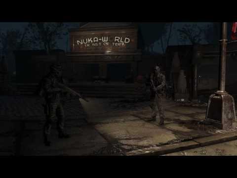 Fallout 4 Video Wallpaper