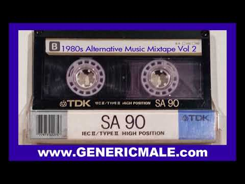 80s New Wave  Alternative Songs Mixtape Volume 2