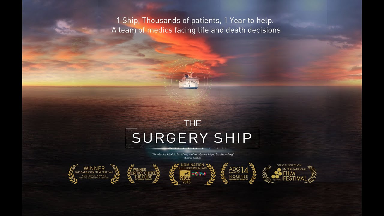 Image result for THE SURGERY SHIP