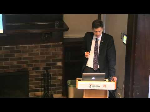 David Eby, MLA Vancouver-Pt. Grey: Ideas of the University in the Early 21st C.