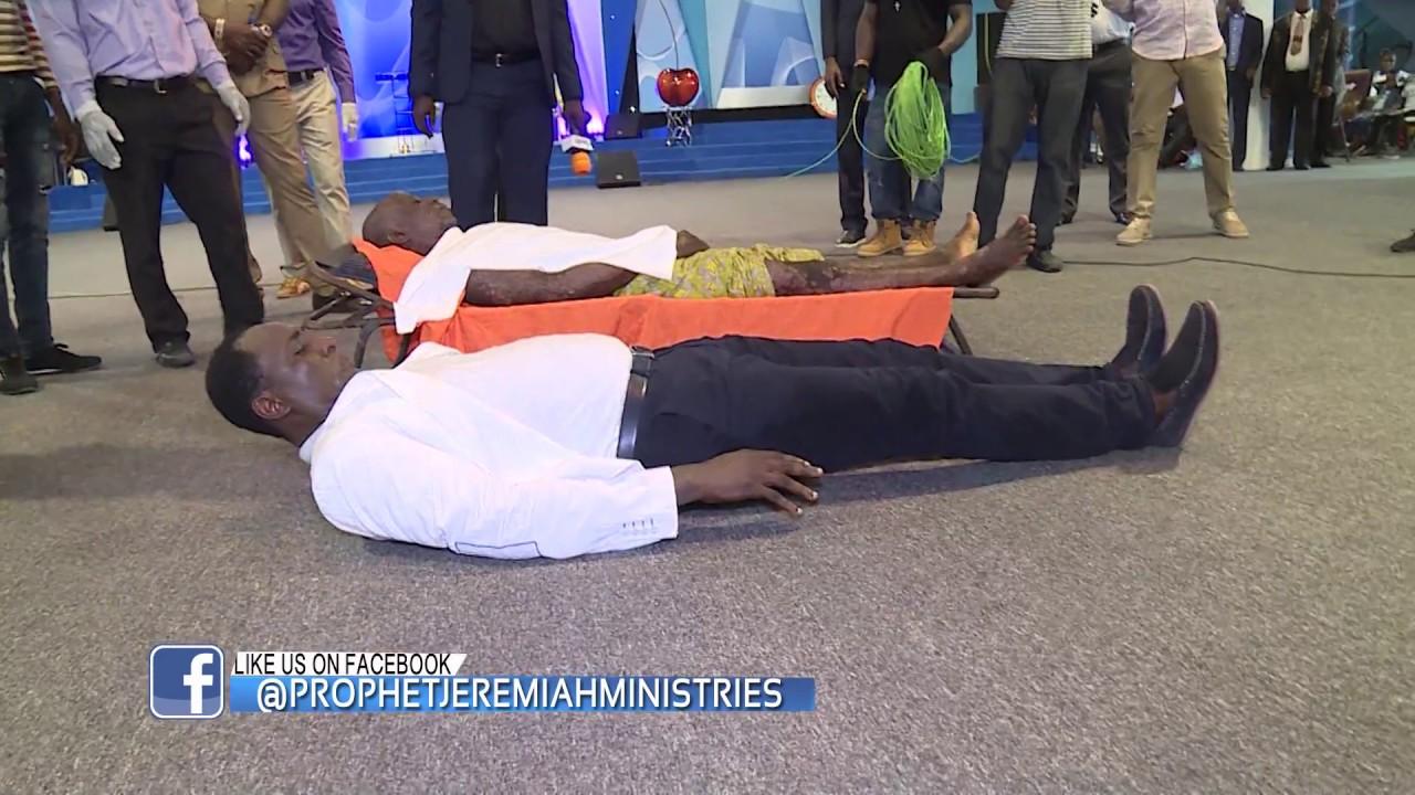 Download PROPHET JEREMIAH: HEALING FROM SKIN DISEASE AND BODY DISORDER