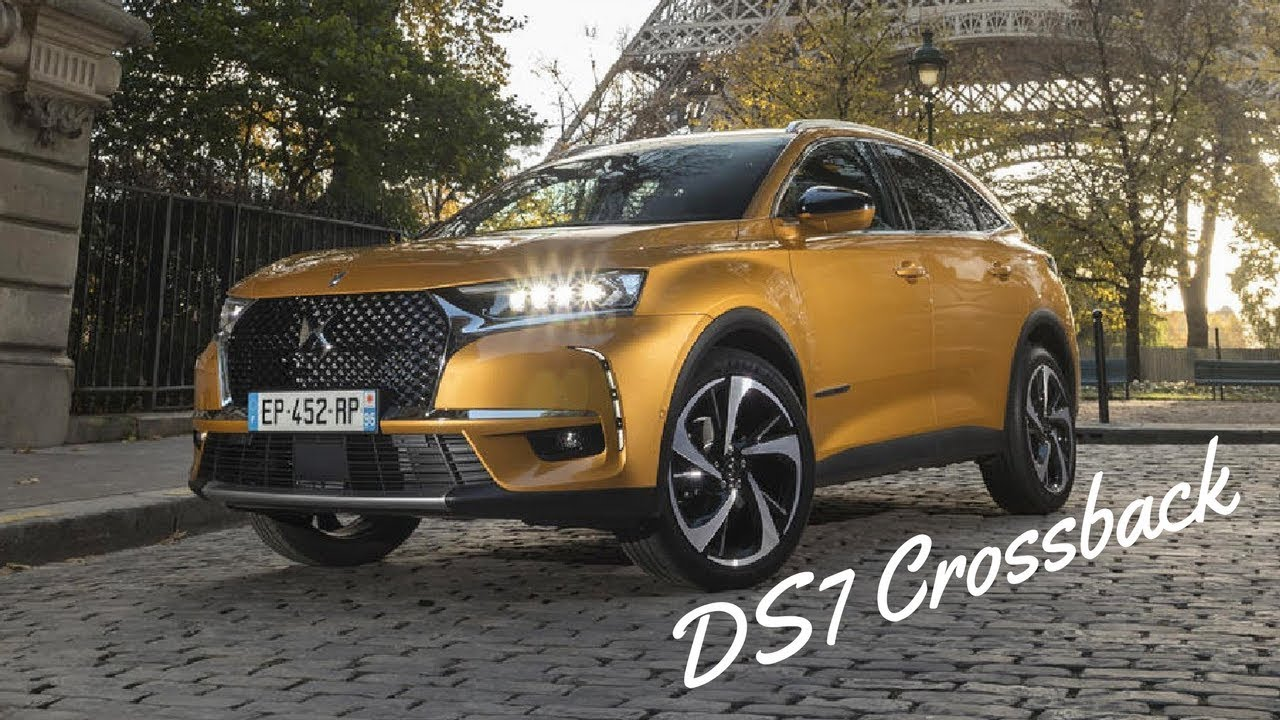ds7 crossback performance line 2018 review automagz racing youtube. Black Bedroom Furniture Sets. Home Design Ideas