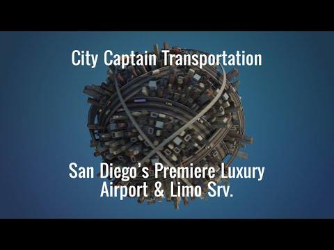 San Diego Van Service from Airport and Door to Door