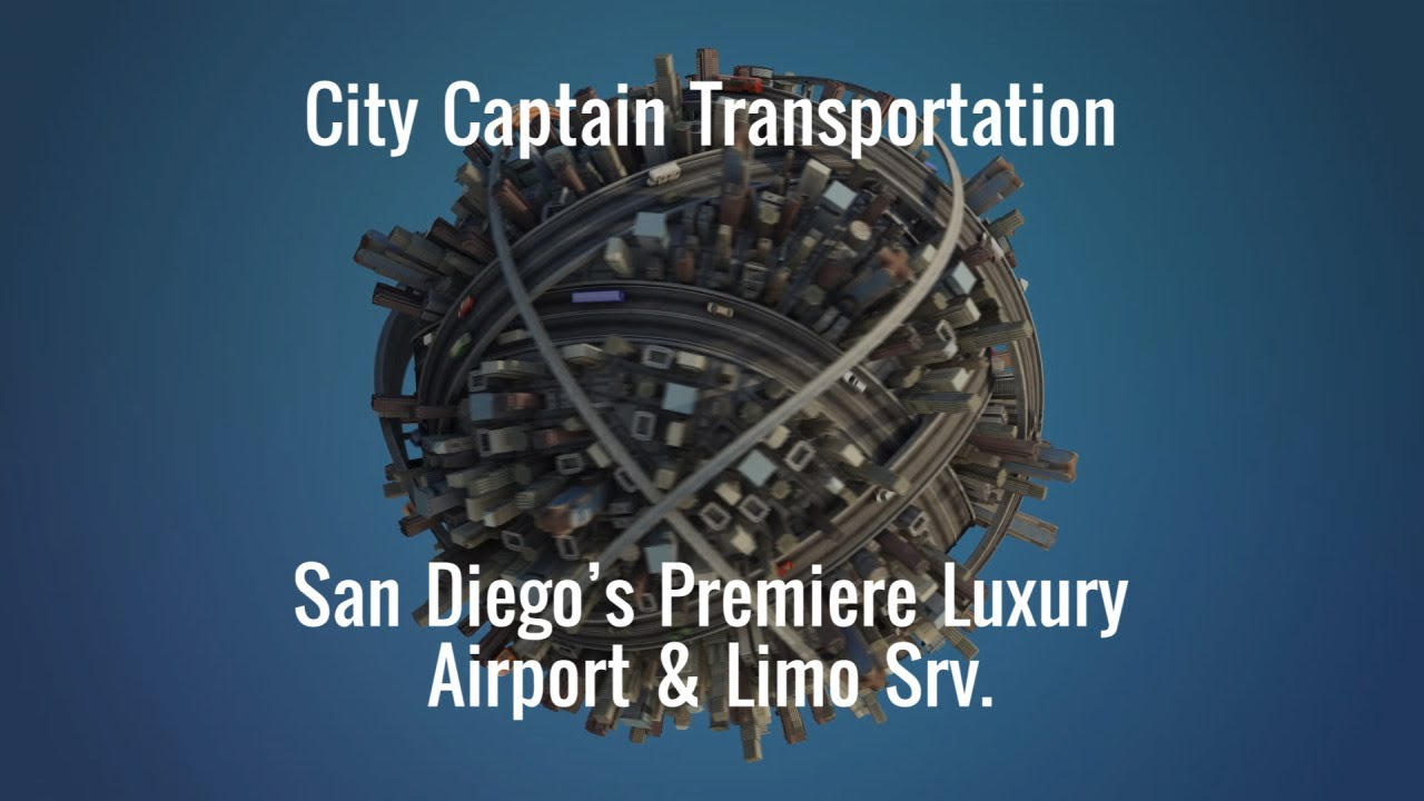 San Diego Van Service from Airport and Door to Door