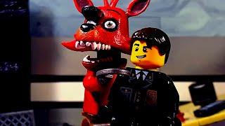 FNaF LEGO Animation: Foxy AR Voice Lines