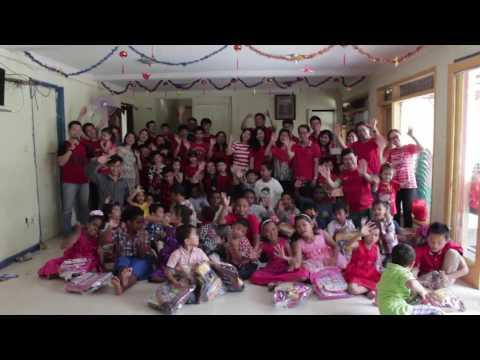 Natal Komsel Gading Residence - 31 Desember 2016