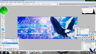 Como Fazer uma Capa no Photoshop Cs2