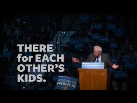 Love Trumps Hate | Bernie Sanders
