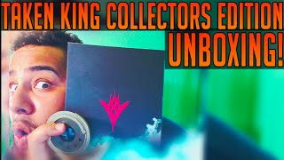Destiny The Taken King Collectors Edition Unboxing w/ STRANGE COIN!