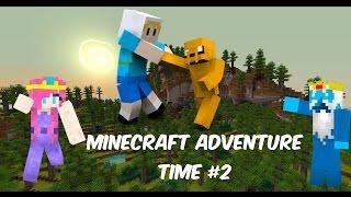 Minecraft in Romana: Adventure Time Partea 2