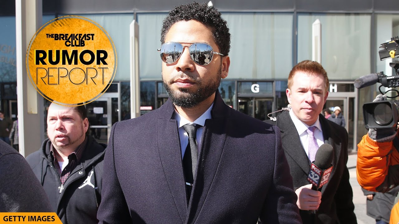 Jussie Smollett Returns To The Courtroom On New Charges