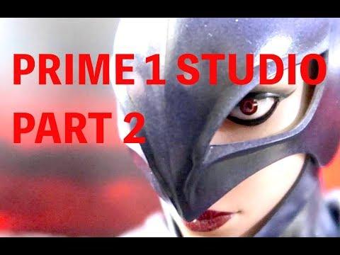 Prime 1 Studio Comic Con Tokyo 2017 - Part 2