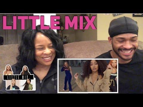 Mom reacts to Little Mix - Woman Like Me Ft. Nicki Minaj