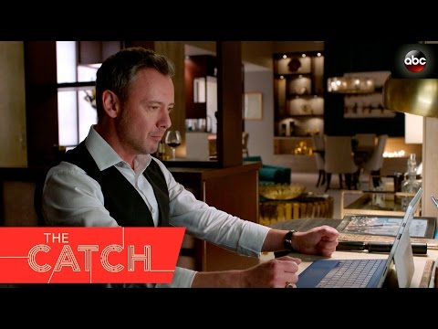 The Benefactor Finds Alice - The Catch 1x6