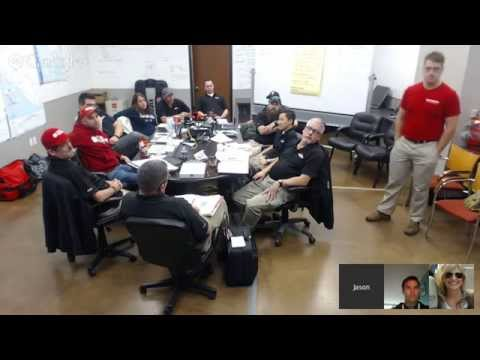 Team Rubicon Regions 8 & 9 - Tabletop Exercise