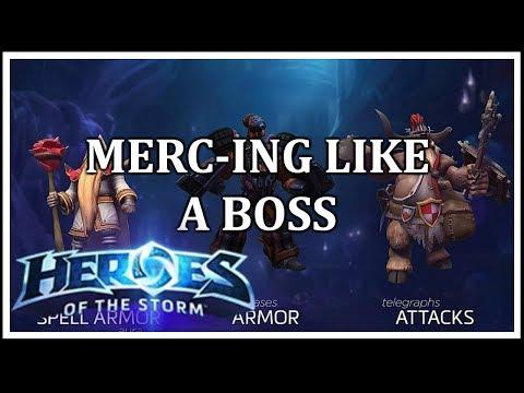 McIntyre - How to Merc like a True Boss