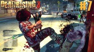Dead Rising 3 - PC Gameplay Walkthrough Max Settings 1080p Part 7