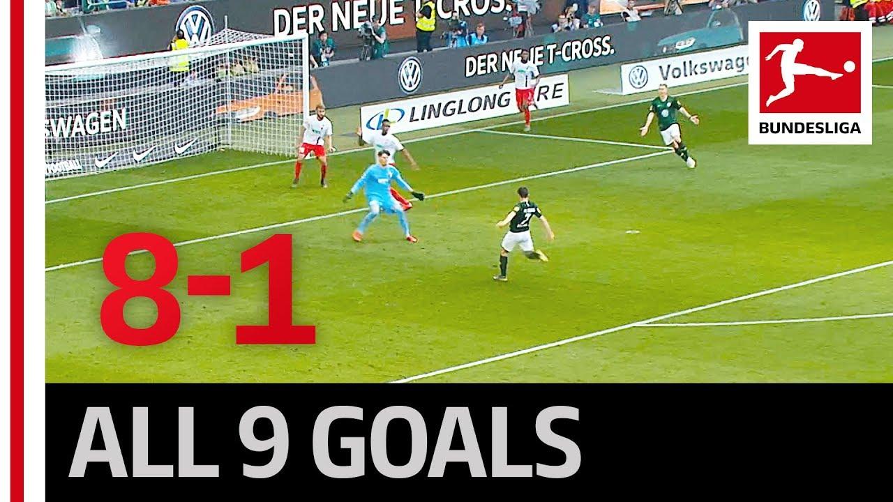 Download 8-1! Dutch Superstriker Scores Hat-Trick in Record Win