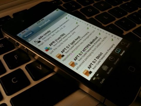 How to Fix Springboard/Safe Mode Crashes on a Jailbroken Device
